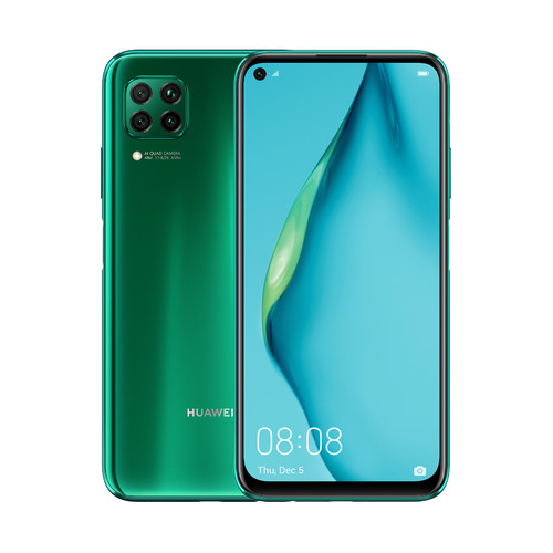 Смартфон HUAWEI P40 lite 128Gb, зеленый