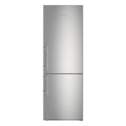 Фото - Холодильник LIEBHERR CBNef 5735, двухкамерный, серебристый холодильник liebherr biofresh cbnef 5735