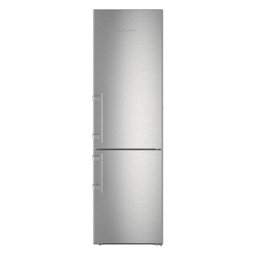 Холодильник LIEBHERR CNef 4845, двухкамерный, серебристый цена 2017
