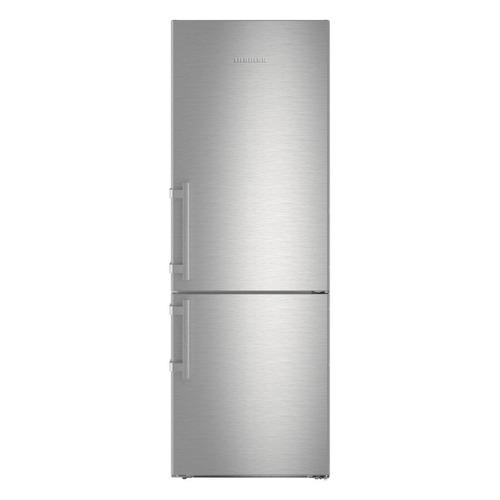 Холодильник LIEBHERR CNef 5745, двухкамерный, серебристый недорого