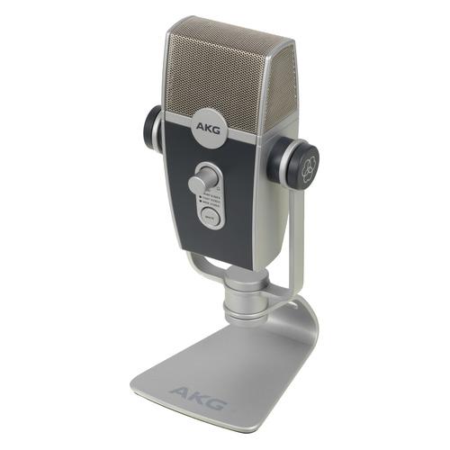 Микрофон AKG Lyra C44-USB, серый