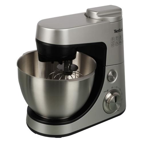 Кухонная машина TEFAL QB408D38, серебристый [8010000701]