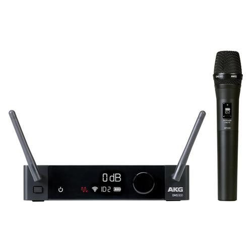 Радиосистема AKG DMS300 Vocal Set Digital беспровод. черный