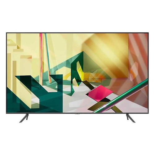 Фото - QLED телевизор SAMSUNG QE75Q70TAUXRU, 75, Ultra HD 4K qled телевизор samsung qe75q70aauxru 75 ultra hd 4k