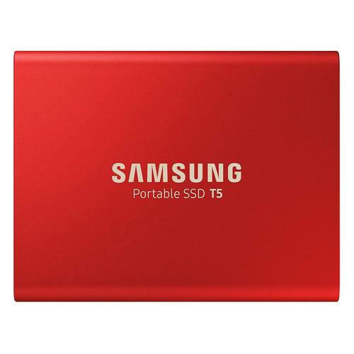SSD накопитель SAMSUNG T5 MU-PA500R/WW 500Гб
