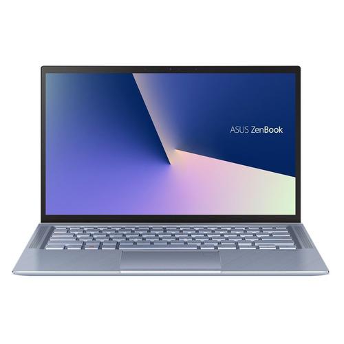 Ультрабук ASUS Zenbook UX431FA-AM018, 14, Intel Core i5 8265U 1.6ГГц, 8Гб, 256Гб SSD, Intel UHD Graphics 620, Endless, 90NB0MB3-M04480, голубой ультрабук lenovo ideapad s530 13iwl 13 3 ips intel core i5 8265u 1 6ггц 8гб 256гб ssd intel uhd graphics 620 windows 10 81j70004ru синий