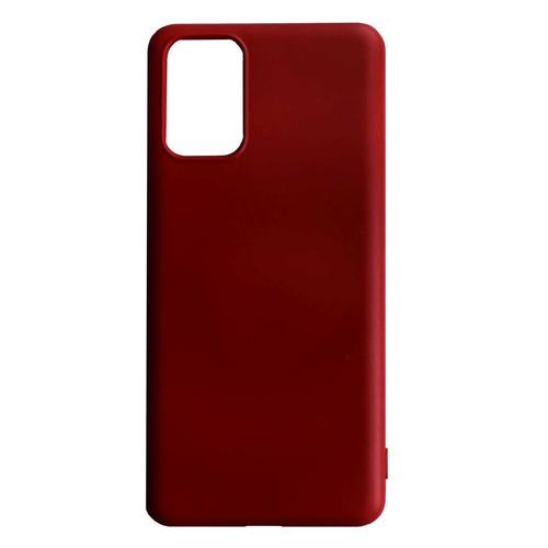 Чехол (клип-кейс) GRESSO Smart Slim, для Samsung Galaxy S20+, красный [gr17sms194]