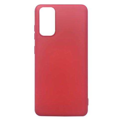 Чехол (клип-кейс) GRESSO Smart Slim, для Samsung Galaxy S20, красный [gr17sms191]