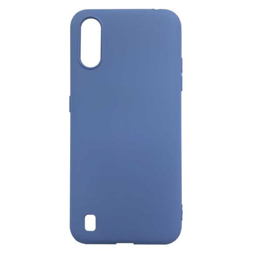 Чехол (клип-кейс) GRESSO Smart Slim, для Samsung Galaxy A01, серый [gr17sms203]