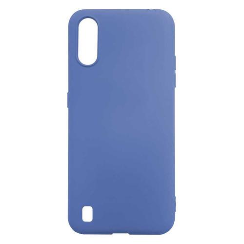 Чехол (клип-кейс) GRESSO Smart Slim, для Samsung Galaxy A01, лаванда [gr17sms202]
