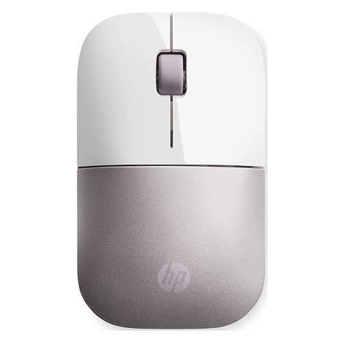 Мышь HP Z3700, оптическая, беспроводная, USB, розовый [4vy82aa] мышь беспроводная hp 200 silk золотистый чёрный usb 2hu83aa