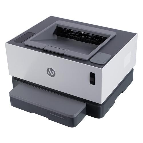Фото - Принтер лазерный HP Neverstop Laser 1000n лазерный, цвет: белый [5hg74a] дальномер лазерный elitech лд 60