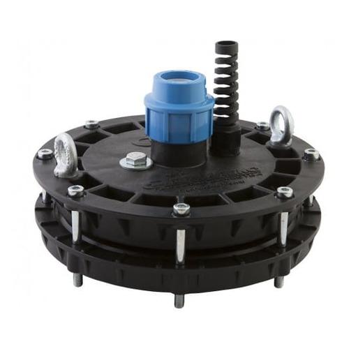 Оголовок Джилекс ОСП 110-130/32 черный (6003) оголовок для скважины джилекс 6016 110 130 мм