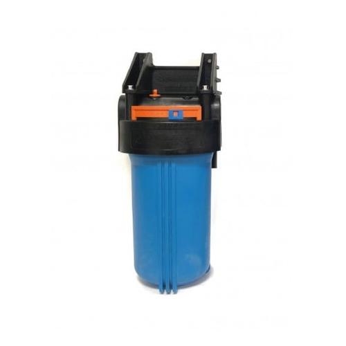 Корпус фильтра Джилекс 1 М 10 синий черный (9054) джилекс вп 10