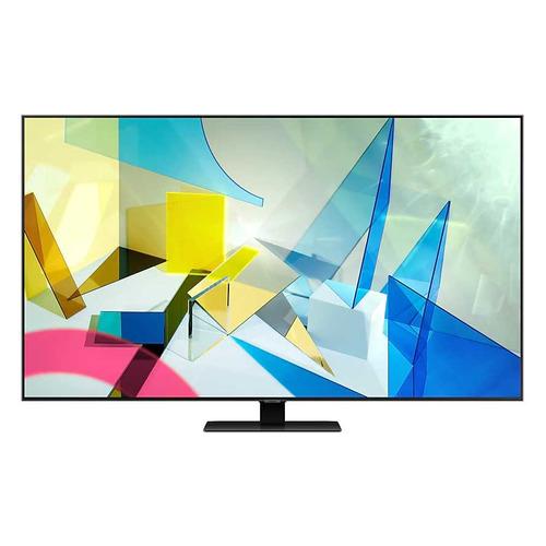 Фото - QLED телевизор SAMSUNG QE75Q80TAUXRU, 75, Ultra HD 4K qled телевизор samsung qe75q70aauxru 75 ultra hd 4k