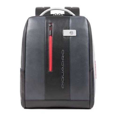 Рюкзак мужской Piquadro Urban CA4818UB00/GRN серый/черный натур.кожа рюкзак мужской urban ca4818ub00 blgr