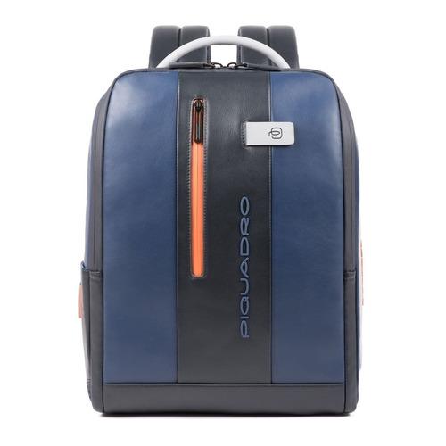 Рюкзак мужской Piquadro Urban CA4818UB00/BLGR синий/серый натур.кожа рюкзак мужской urban ca4818ub00 blgr