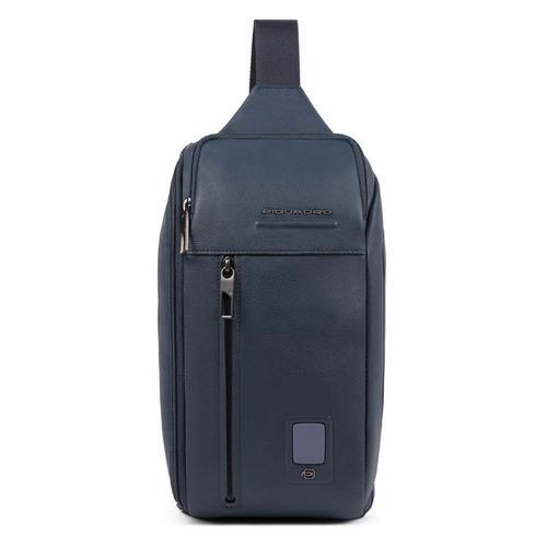 Рюкзак мужской Piquadro Kobe CA4942S105/N черный натур.кожа PIQUADRO