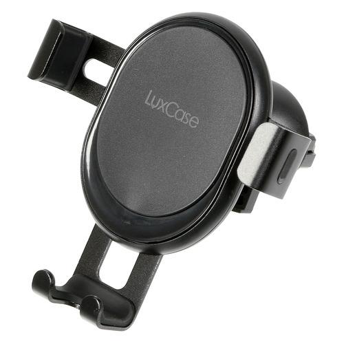 Держатель LuxCase черный для для смартфонов и навигаторов (98808)