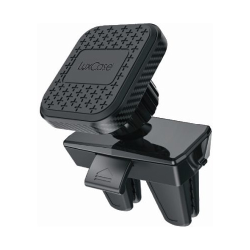 Держатель LuxCase магнитный черный для для смартфонов и навигаторов (98801)