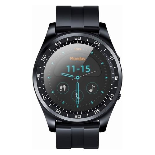 Смарт-часы JET Phone SP2, 52мм, 1.3, серый / черный [sp2 black]