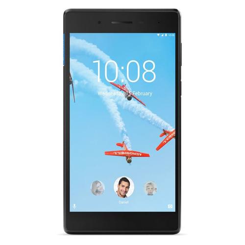 Планшет LENOVO Tab 4 TB-7504F, 2GB, 16GB, Android 7.0 черный [za360107ru] 100% origian новый сенсорная панель для lenovo s890 сенсорный экран digitizer замена бесплатная доставка код отслеживания черный белый 3 шт лот