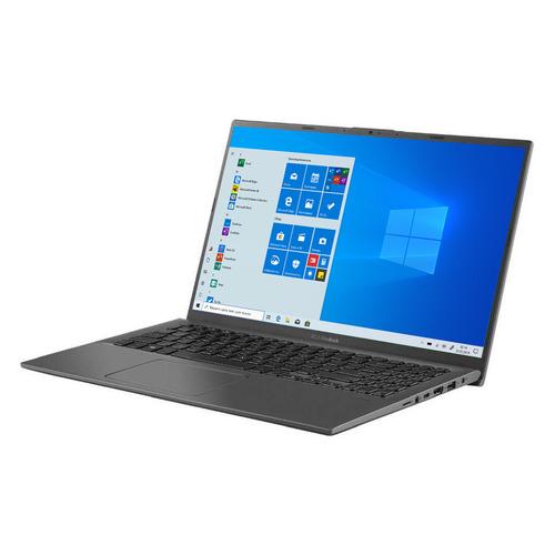 Ноутбук ASUS VivoBook A512DA-BQ1014T, 15.6 , IPS, AMD Ryzen 5 3500U 2.1ГГц, 8ГБ, 256ГБ SSD, AMD Radeon Vega 8, Windows 10, 90NB0LZ3-M21490, серый  - купить со скидкой