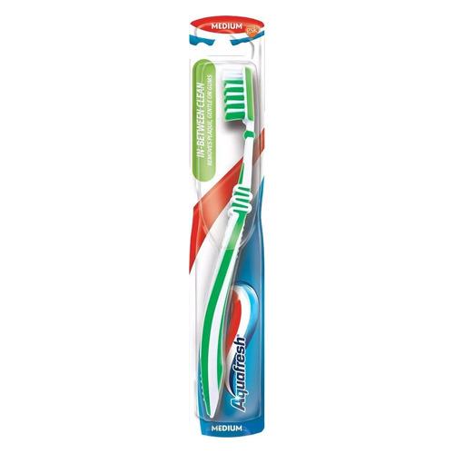 Зубная щетка Aquafresh in-between clean (уп.:1шт)
