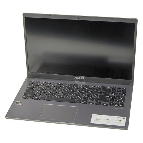 Ноутбук ASUS M509DA-BQ022T, 15.6, IPS, AMD Ryzen 5 3500U 2.1ГГц, 8ГБ, 512ГБ SSD, AMD Radeon Vega 8, Windows 10, 90NB0P52-M11420, серый ноутбук huawei matebook d 14 nbl waq9r 14 ips amd ryzen 5 3500u 2 1ггц 8гб 512гб ssd amd radeon vega 8 windows 10 53010ttb серый