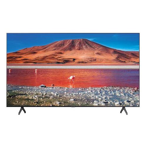 Фото - Телевизор SAMSUNG UE43TU7100UXRU, 43, Ultra HD 4K телевизор samsung ue50tu8510uxru 50 ultra hd 4k
