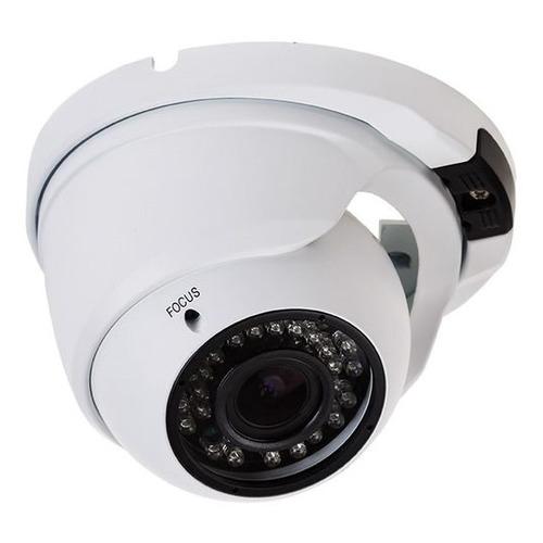 Камера видеонаблюдения REXANT AHD264, 1080p, 2.8 - 12 мм, белый камера видеонаблюдения tp link tapo c200 1080p 4 мм белый