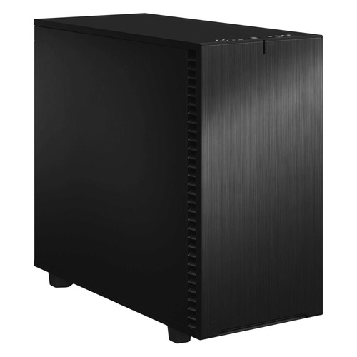 Корпус E-ATX FRACTAL DESIGN Define 7 Black/White Solid, Midi-Tower, без БП, черный и белый [fd-c-def7a-04]