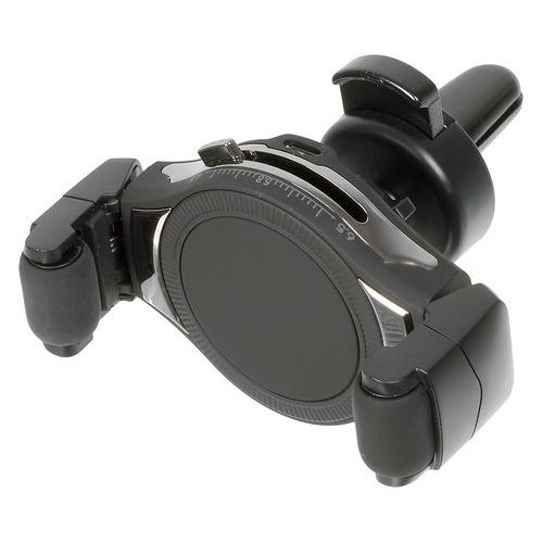 Фото - Держатель Redline Hol-06 магнитный беспров.з/у. черный для смартфонов (УТ000017092) автомобильный держатель red line hol 06 ут000017092 черный