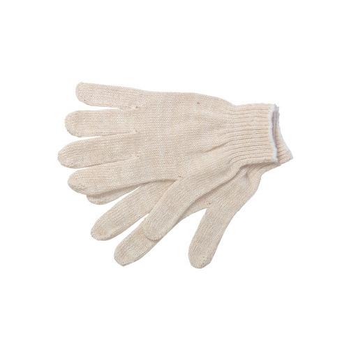 Перчатки многоразовые, размер: универсальный, х/б, 10 пар
