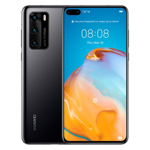 Смартфон HUAWEI P40 128Gb, N29CB, черный