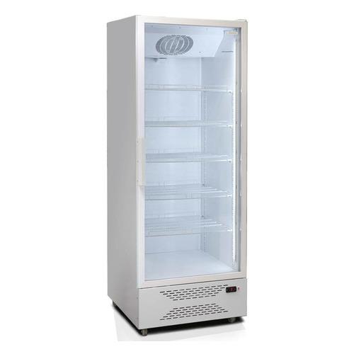 Холодильная витрина БИРЮСА Б-770DNY, однокамерный, белый