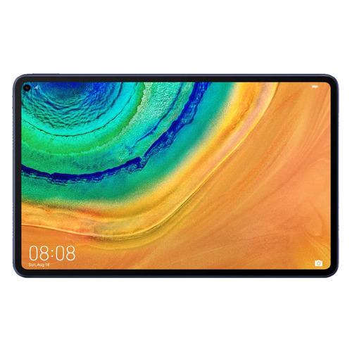 Фото - Планшет HUAWEI MatePad Pro, 6ГБ, 128GB, 3G, 4G, Android 10.0 серый [53010yuy] планшет huawei matepad pro 10 8 lte 128gb mrx al09 grey 53010yuy hisilicon kirin 990 2 86 ghz 6144mb 128gb gps lte 3g wi fi bluetooth cam 10 8 2560x1600 android