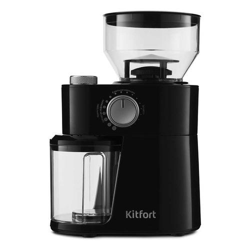 Кофемолка KITFORT КТ-741, черный
