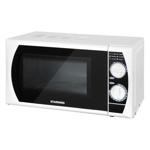 Микроволновая Печь Starwind SMW2920 17л. 700Вт белый/черный