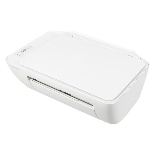 Фото - МФУ струйный HP DeskJet 2320, A4, цветной, струйный, белый [7wn42b] мфу струйный hp smart tank 515 aio a4 цветной струйный черный [1tj09a]
