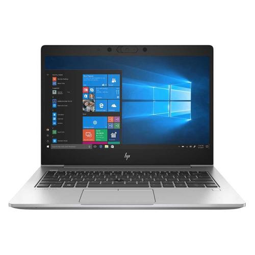 "Ноутбук HP EliteBook 735 G6, 13.3"", AMD Ryzen 5 3500U 2.1ГГц, 16ГБ, 512ГБ SSD, AMD Radeon Vega 8, Windows 10 Professional, 6XE79EA, серебристый"