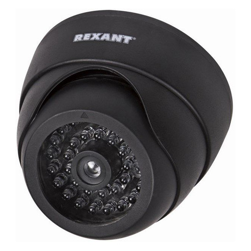 Муляж камеры REXANT 45-0230, черный