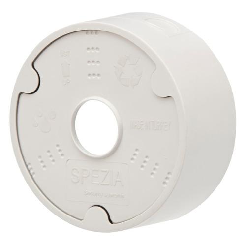 Монтажная коробка Rexant 28-4003 блок питания для камер видеонаблюдения ginzzu для питания 2 4 камер 12v 2 0a