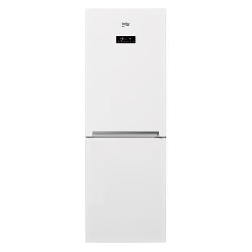 Холодильник BEKO RCNK296E20BW, двухкамерный, белый