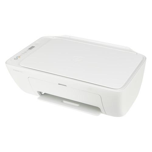 Фото - МФУ струйный HP DeskJet 2710, A4, цветной, струйный, белый [5ar83b] мфу струйный hp smart tank 515 aio a4 цветной струйный черный [1tj09a]