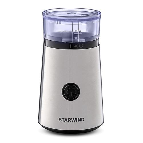 Кофемолка STARWIND SGP3612, серебристый