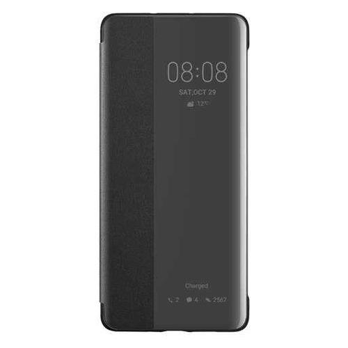 Чехол (флип-кейс) HUAWEI Smart View Flip Cover, для Huawei P40 Pro, черный [51993703]  - купить со скидкой