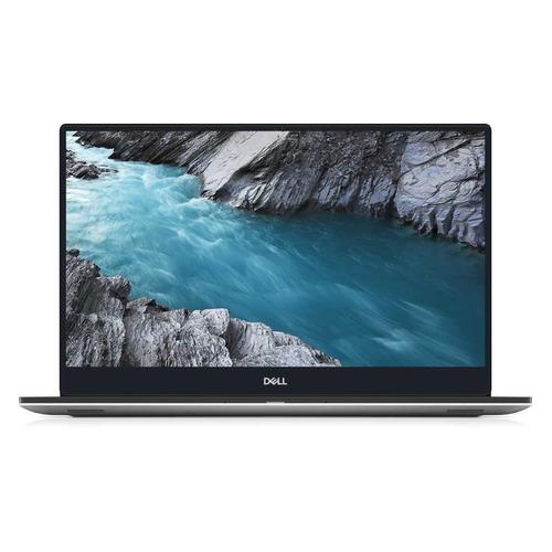 Ноутбук DELL XPS 15, 15.6 , IPS, Intel Core i9 9980HK 2.4ГГц, 32Гб, 1Тб SSD, nVidia GeForce GTX 1650 - 4096 Мб, Windows 10 Professional, 7590-9775, серебристый  - купить со скидкой