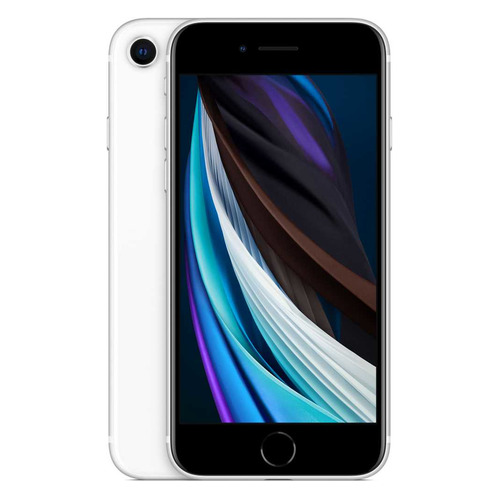 Смартфон APPLE iPhone SE 2020 128Gb, MXD12RU/A, белый