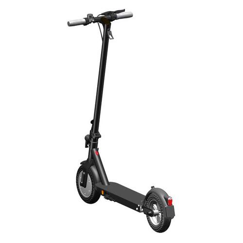 Электросамокат ICONBIT KickScooter City Pro, 7500mAh, черный [ik-2010k]